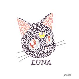 Luna Cat Sailor Moon