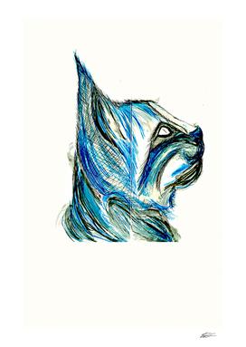 blue bobcat