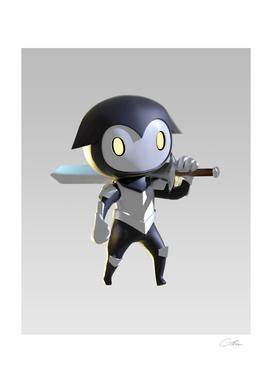 Reaper The Pale Swordsman