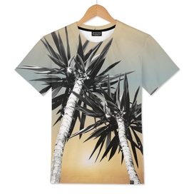 Cali Summer Vibes Palm Trees #1 #tropical #decor #art