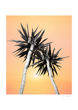 Cali Summer Vibes Palm Trees #2 #tropical #decor #art