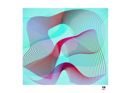 Neon geometric minimal