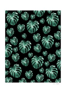 Tropical Monstera Dream #5 #tropical #pattern #decor #art