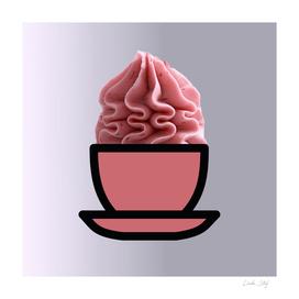 Coffe Cup Cream
