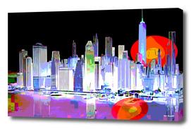 New York City Digital Illustration 2
