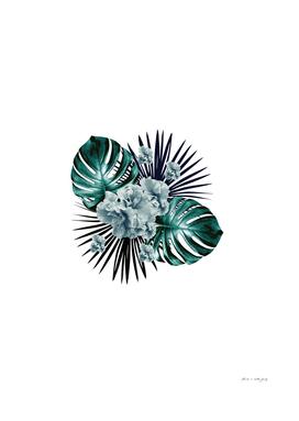 Tropical Jungle Bouquet #1 #tropical #decor #art