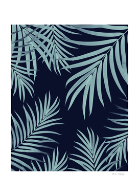 Palm Leaves Pattern Summer Vibes #11 #tropical #decor #art