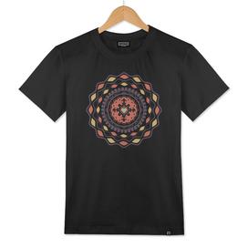 Heart Mandala – Bronze