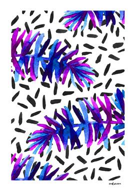 Fandango Ferns + Charcoal