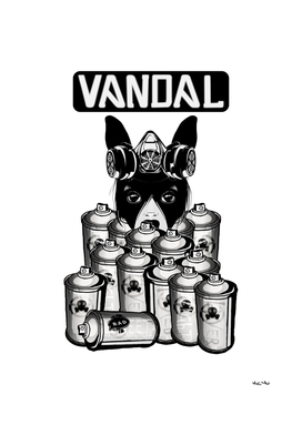 RAD VANDAL and SPRAY CANS