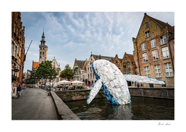 Skyscraper - The Bruges Whale