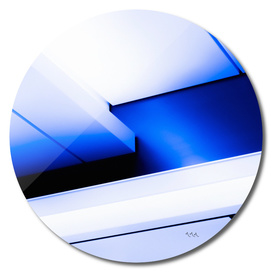 composition blue