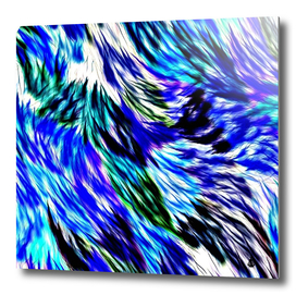 abstract background blue white