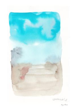 180815 Watercolor Rothko Inspired  4