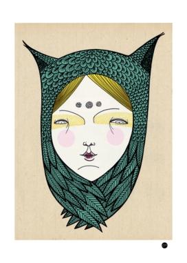 The Owl girl