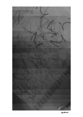 Questions - Digital Glitch Artwork