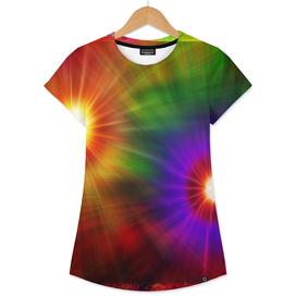 Dark Space Rainbows