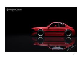 BMW M6 E24 3