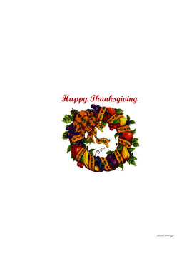 Happy Thanksgiving 1 a