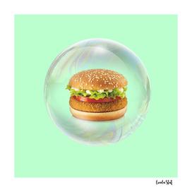 Bubble Hamburger