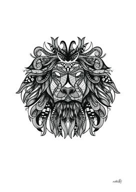 Lion Illustration/Drawing