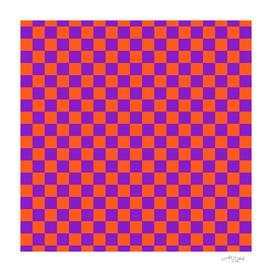 Checkered Pattern VIII