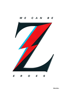 We can be Z – eroes
