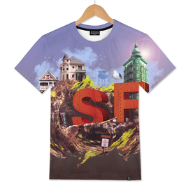 A part of San Francisco