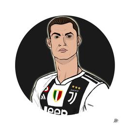 CR7 in Juventus