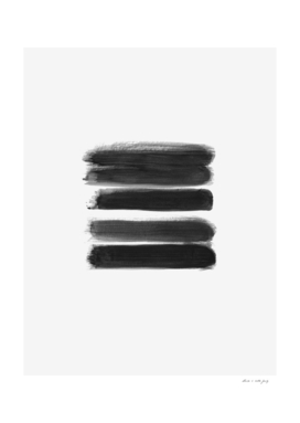Stripes - No Comment #1 #minimal #painting #decor #art