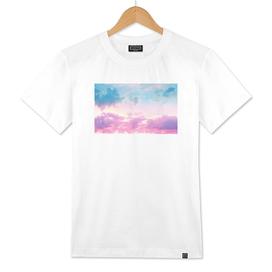 Unicorn Pastel Clouds #3 #decor #art