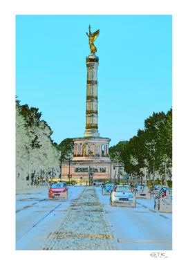 Berlin Siegessaeule_GTK4521