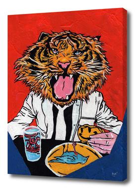 Tiger, oh, tiger