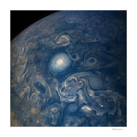 The Endless Storms of Jupiter