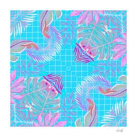 geometrical flowers