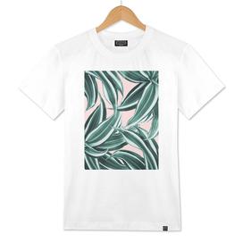 Dracaena Tropical Leaves Pattern #1 #tropical #decor #art