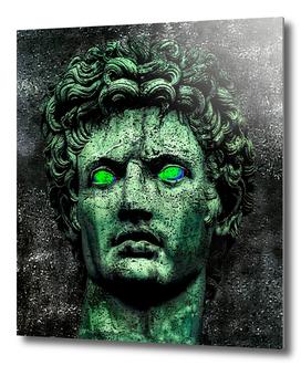 Angry Caesar Photo Manipulation