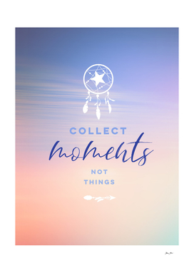 Collect Moments - Pastel Sunrise
