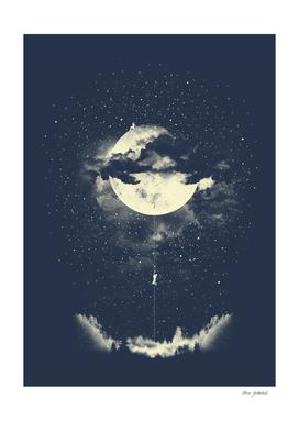 moon climbing