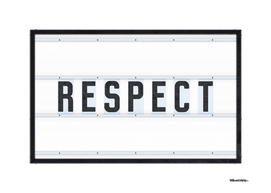 RESPECT – Light Box