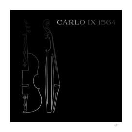 CARLO IX 1564