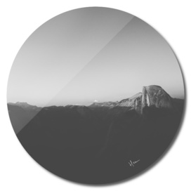 Night at the Half Dome