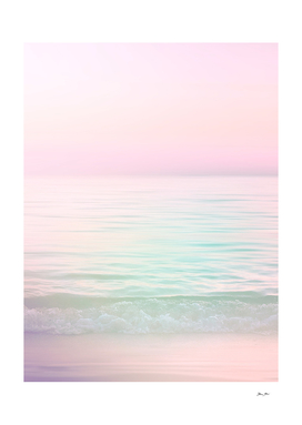 Dreamy Pastel Seascape 1