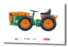 Tomo Vinković Tractor