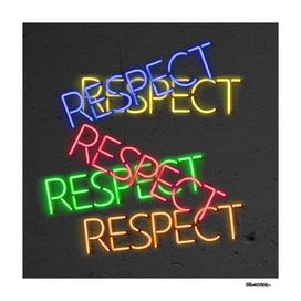 RESPECT – Neo Neon