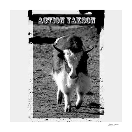 Action Yakson: King Of The Yaks