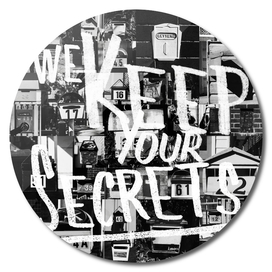 We Keep Your Secrets