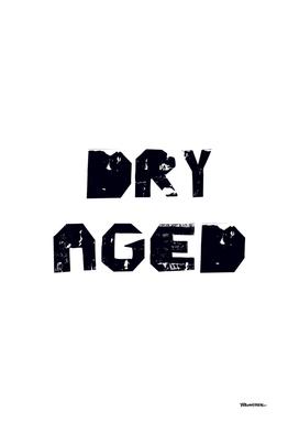 DRY AGED – Typo