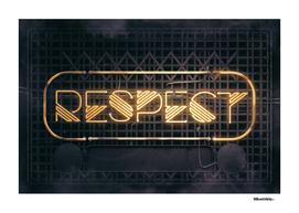 RESPECT – Neon Retro