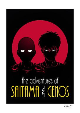 Adventures of Saitama & Genos